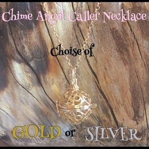 "Jewelry - 🎶BRAND NEW👼🏻👼🏻 ""Harmony Chime Angel Caller""📣"